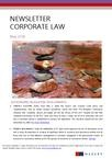 Corporate Law Newsletter May 2016
